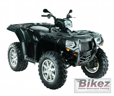 2010 Polaris Sportsman 850 EPS