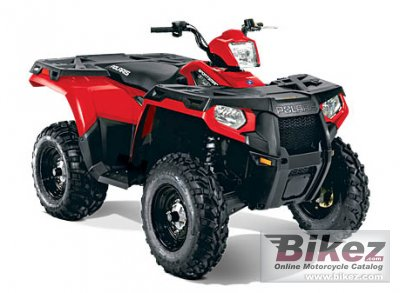 2011 Polaris Sportsman 800 EFI photo