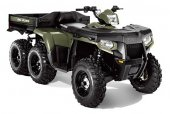 2011 Polaris Sportsman Big Boss 6x6 800