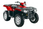 2011 Polaris Sportsman 550 EPS