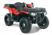 2011 Polaris Sportsman X2 550 photo
