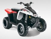 2011 Polaris Scrambler 500 4X4 photo