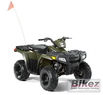 2011 Polaris Sportsman 90 photo