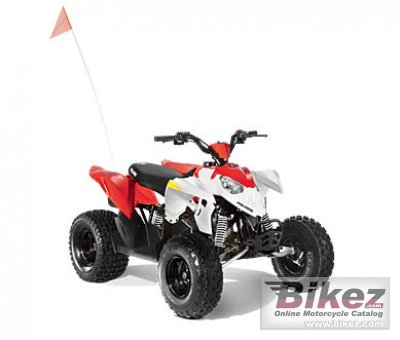 2011 Polaris Outlaw 50 photo