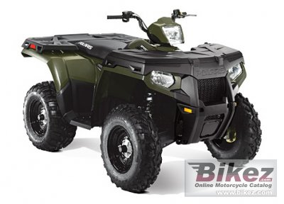2011 Polaris Sportsman 500 HO