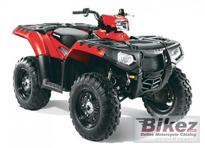 2011 Polaris Sportsman 550