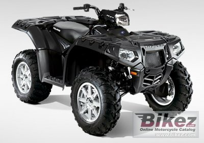 2011 Polaris Sportsman XP 850 EPS