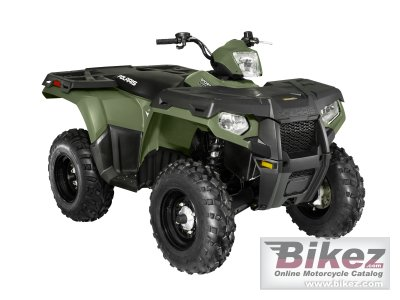 2014 Polaris Sportsman 400 HO photo