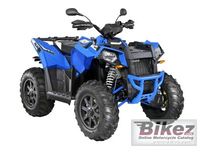 2014 Polaris Scrambler WV850 H.O. photo