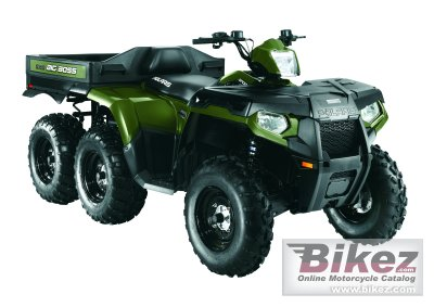 2014 Polaris Sportsman Big Boss 6x6 800 EFI