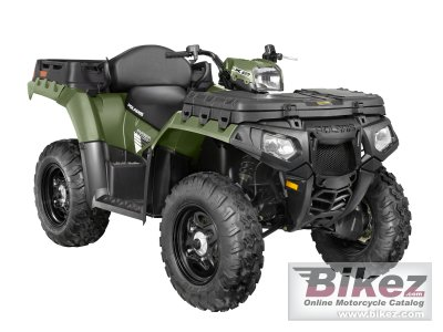 2014 Polaris Sportsman X2 550