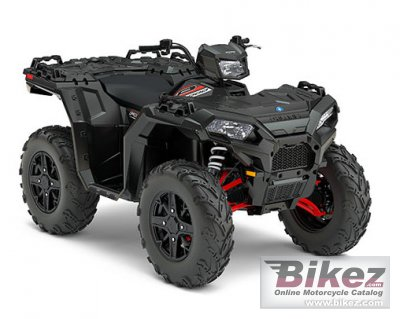 2017 Polaris Sportsman XP 1000
