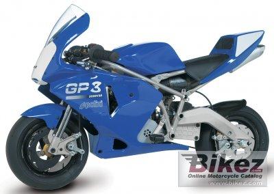 2005 Polini 911 GP 3