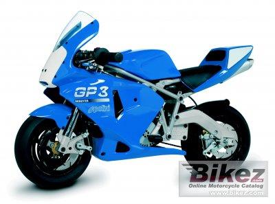 2006 Polini 910 GP3 Reverse