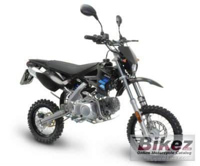 2008 Polini XP 4 Street 125 Off Road photo
