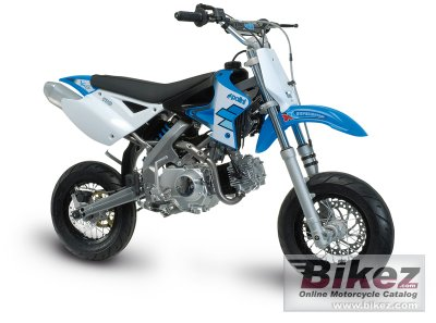 2010 Polini XP 4T Minimotard photo