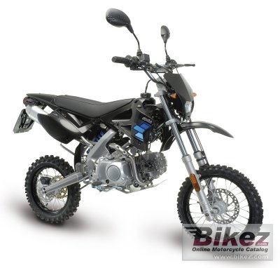 2010 Polini XP4 Street 125 Off Road