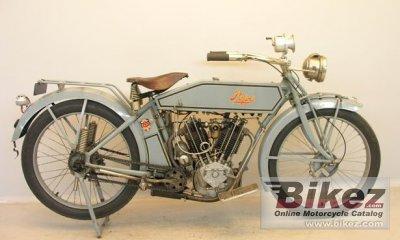1916 Pope Model L