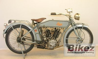 1918 Pope Model L