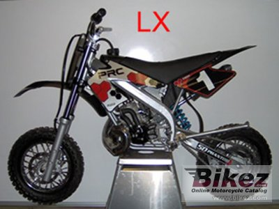2006 PRC (Pro Racing Cycles) Phantom LX 50
