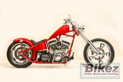 2009 Precision Cycle Works Detroit Roadster photo