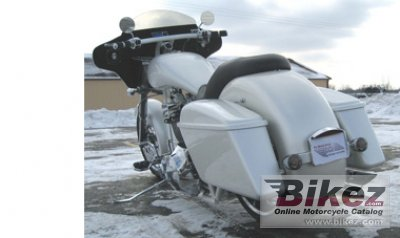 2009 Precision Cycle Works Bagger photo