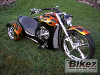 2009 Precision Cycle Works SS Trike photo