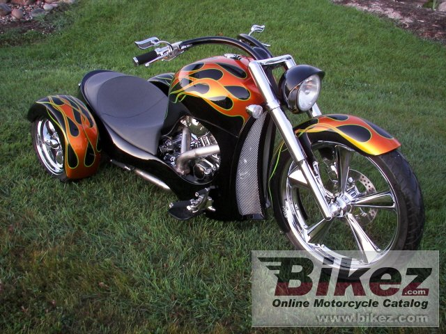 Precision Cycle Works SS Trike