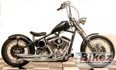 2009 Precision Cycle Works Detroit Bobber