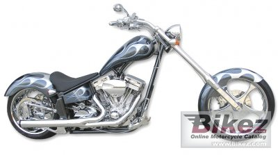 2008 Pro-One Hyper 4 Pro-Quad Chopper photo