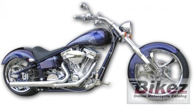 2008 Pro-One Rogue Softail Pro-Street photo