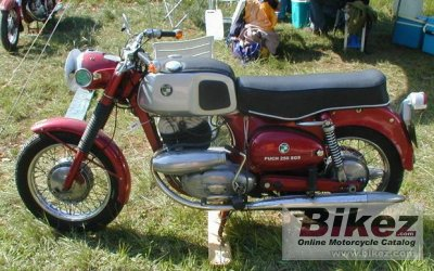 1957 Puch 250 SGS 67