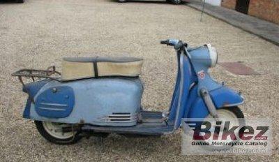 1959 Puch Alpine SR