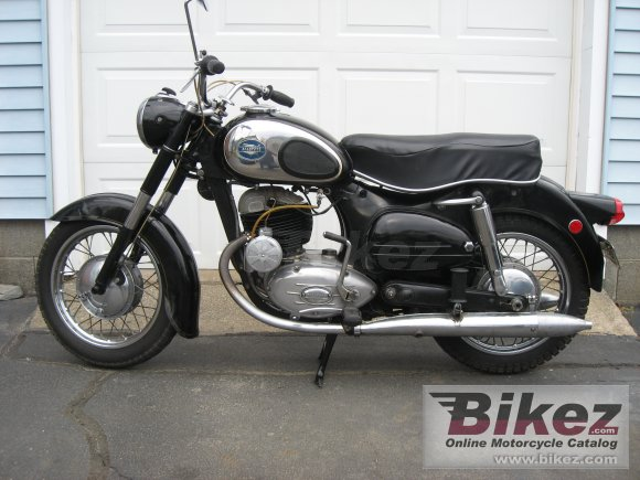 1970 Puch 250 SGS