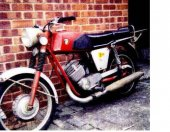 1970 Puch M 125