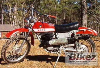 1972 Puch 175 Enduro photo