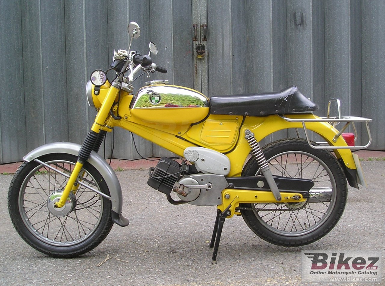 Puch VZ50 3P