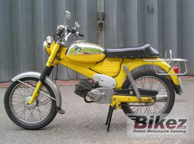 1973 Puch VZ50 3P