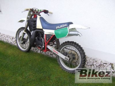 1986 Puch GS 250 HF