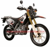 2011 Puma Rottaler 125 Cross