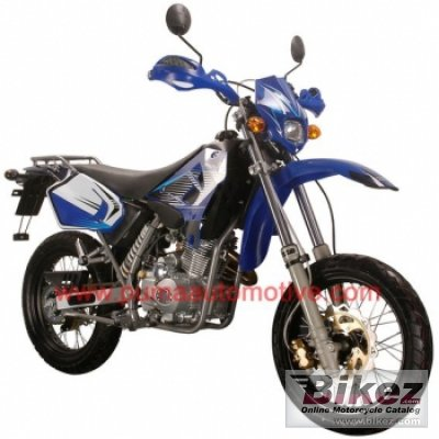 2011 Puma Rottaler 125 Motard photo