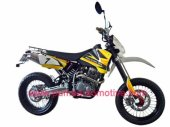2011 Puma Falcon CR125 Motard photo