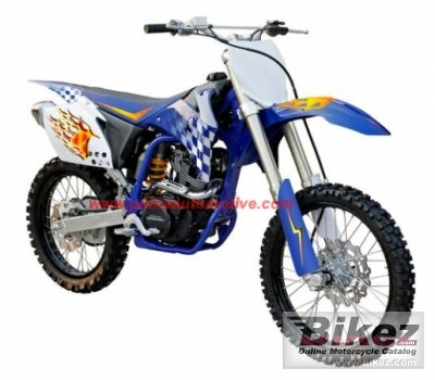 2011 Puma Elephant CR250 photo