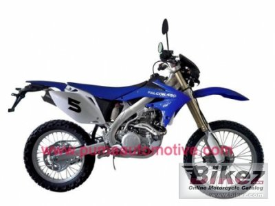 2011 Puma Falcon 450 Motard specifications and pictures