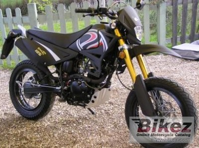 2008 Qingqi QM125-2A photo