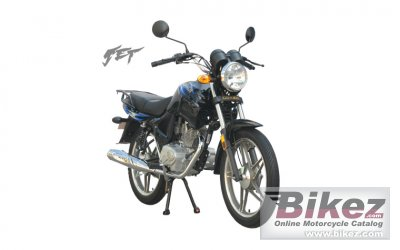2013 Qingqi Jet QM125-10E photo