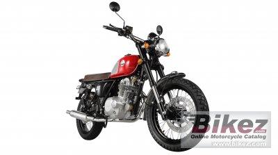 2021 Qingqi U-Zeal Classic 250Z