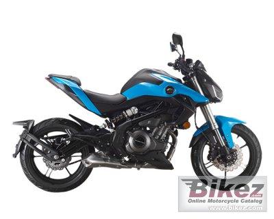 2021 QJmotor QJ350-13