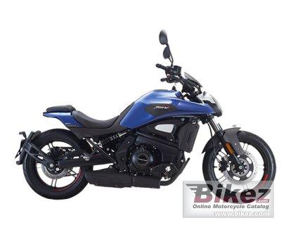 2021 QJmotor QJ500-11A