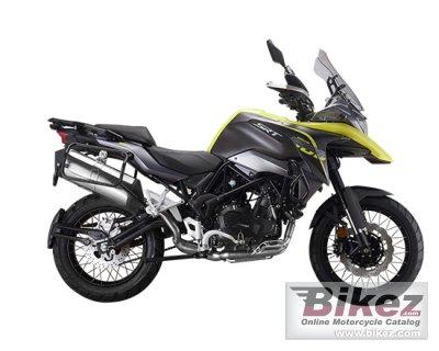 2021 QJmotor QJ500GS-5F